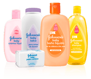 Productos Johnson's Baby
