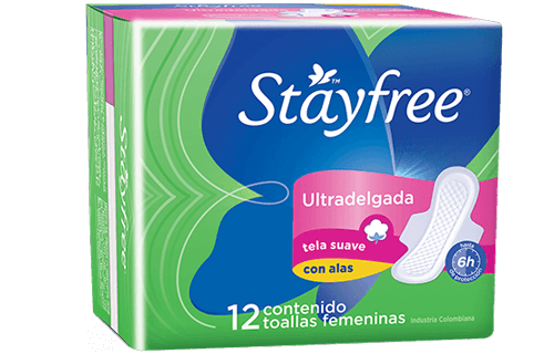 Stayfree Ultradelgada